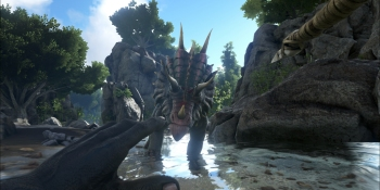 Ark: Survival Evolved stomps onto Xbox One preview program on December 16