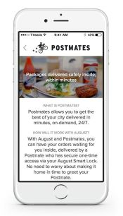 August Access Postmatess Overview