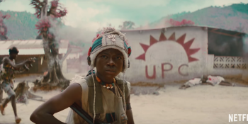 Netflix's first feature film, 'Beasts of No Nation,' is gunning for an Oscar
