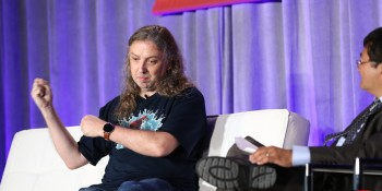 Magic Leap's Graeme Devine: 'Mixed reality' is one of gaming's unexplored frontiers