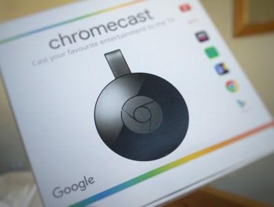 Google Chromecast app rebranded to Google Cast, as