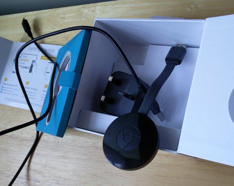 Chromecast Unboxed