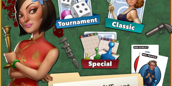 Clue comes to mobile … in Bingo form