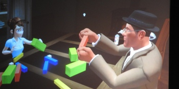 Second Life pioneer Philip Rosedale shows off virtual toy room in High Fidelity