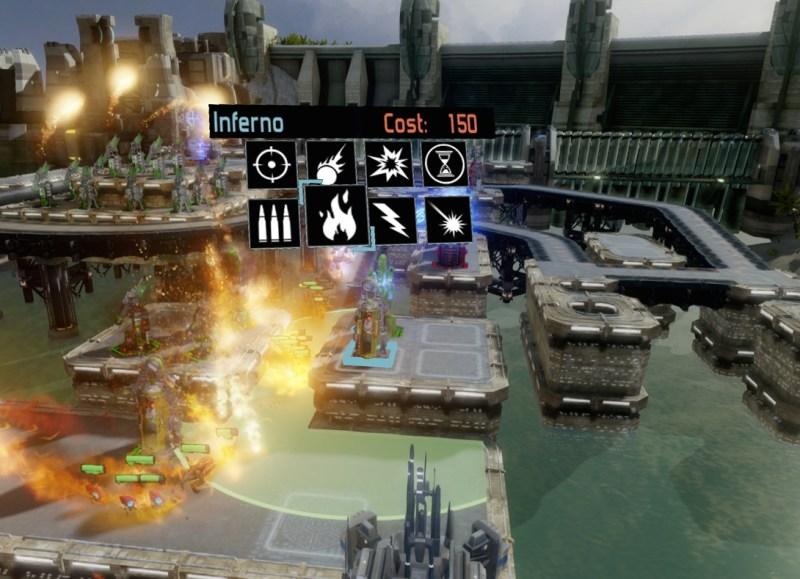 Defense Grid 2 VR edition
