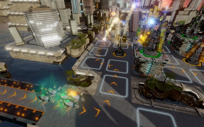 Defense Grid 2 (consoles and PC version)