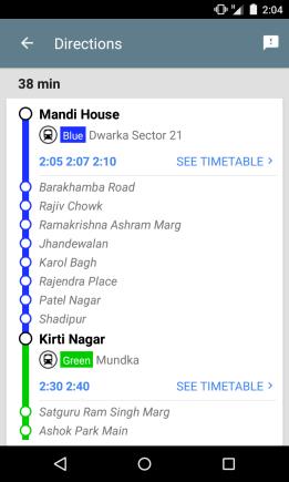 Delhi Google
