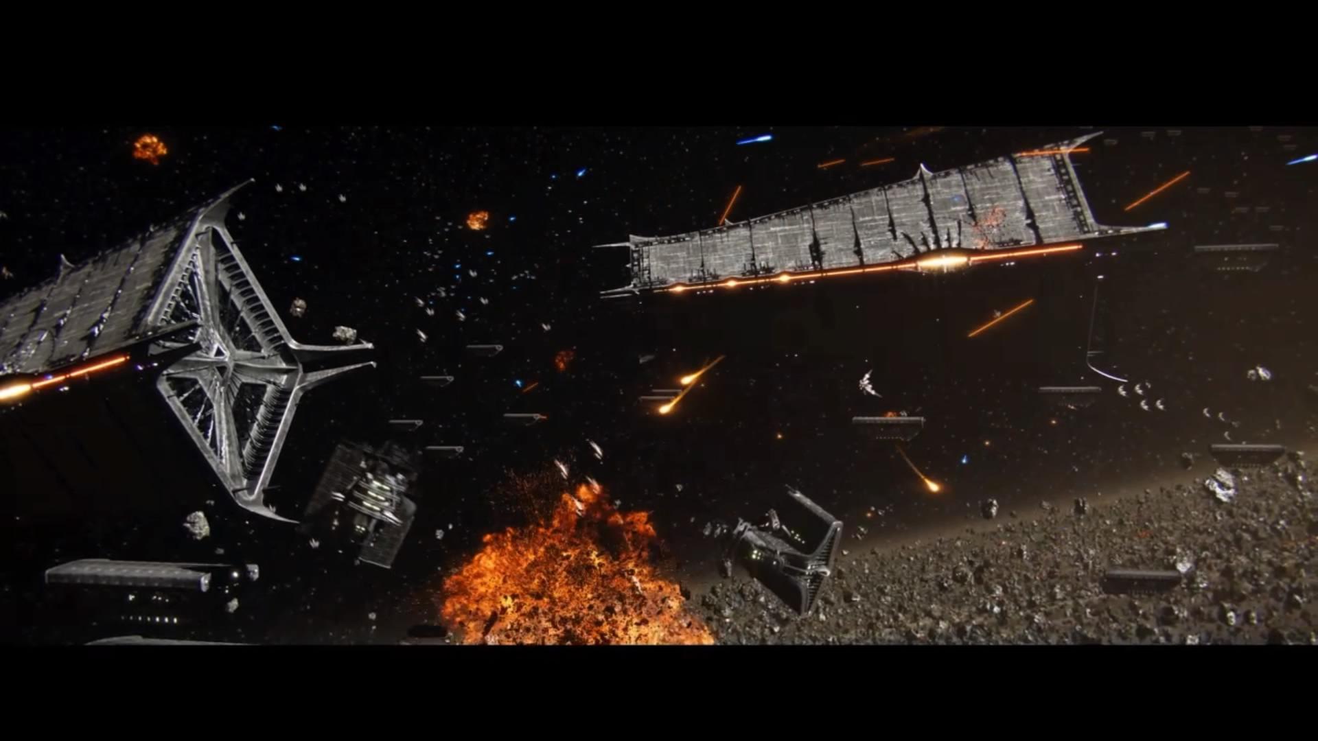 Destiny: The Taken King intro cutscene