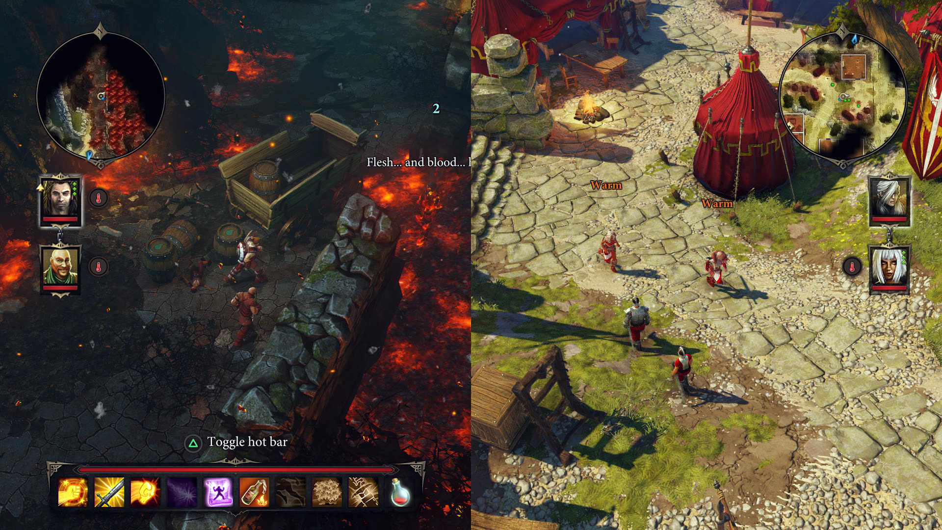 Divinity Original Sin Enhanced Edition Offers Tremendous Additions But Also Some Annoyances For Console Players Venturebeat