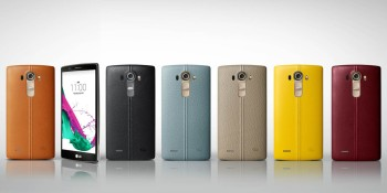 LG G4 will be the first non-Nexus smartphone to get Marshmallow update