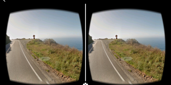 Google Street View just got full Cardboard VR support on iOS and Android