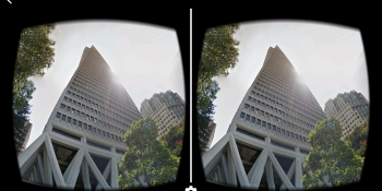 Hands-on with Google Street View on Cardboard: Goodbye, productivity