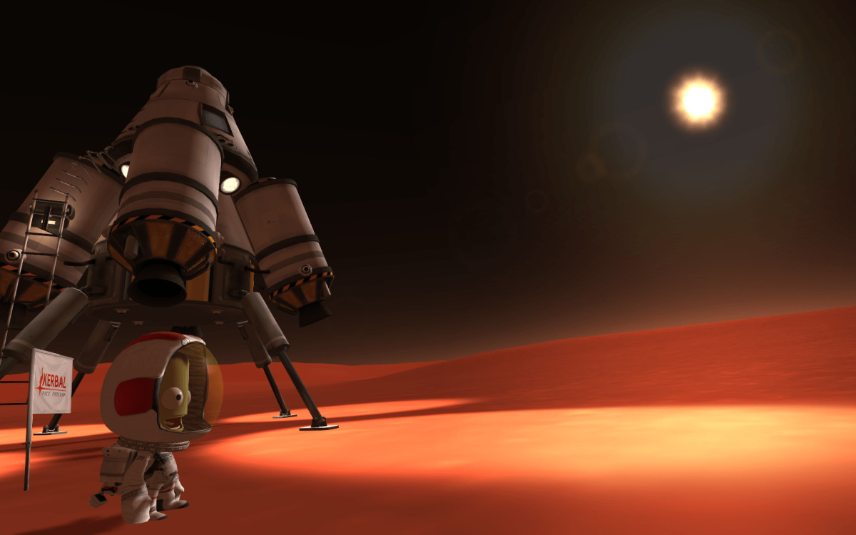 Kerbal Space Program has a new owner: Grand Theft Auto