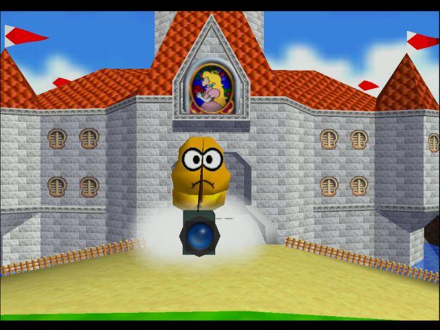 Lakitu in Super Mario 64