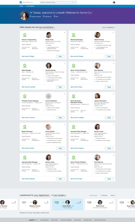 LinkedIn Referrals Employee Recommendations (1)