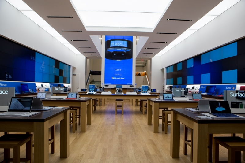 Microsoft Store: Fifth Avenue