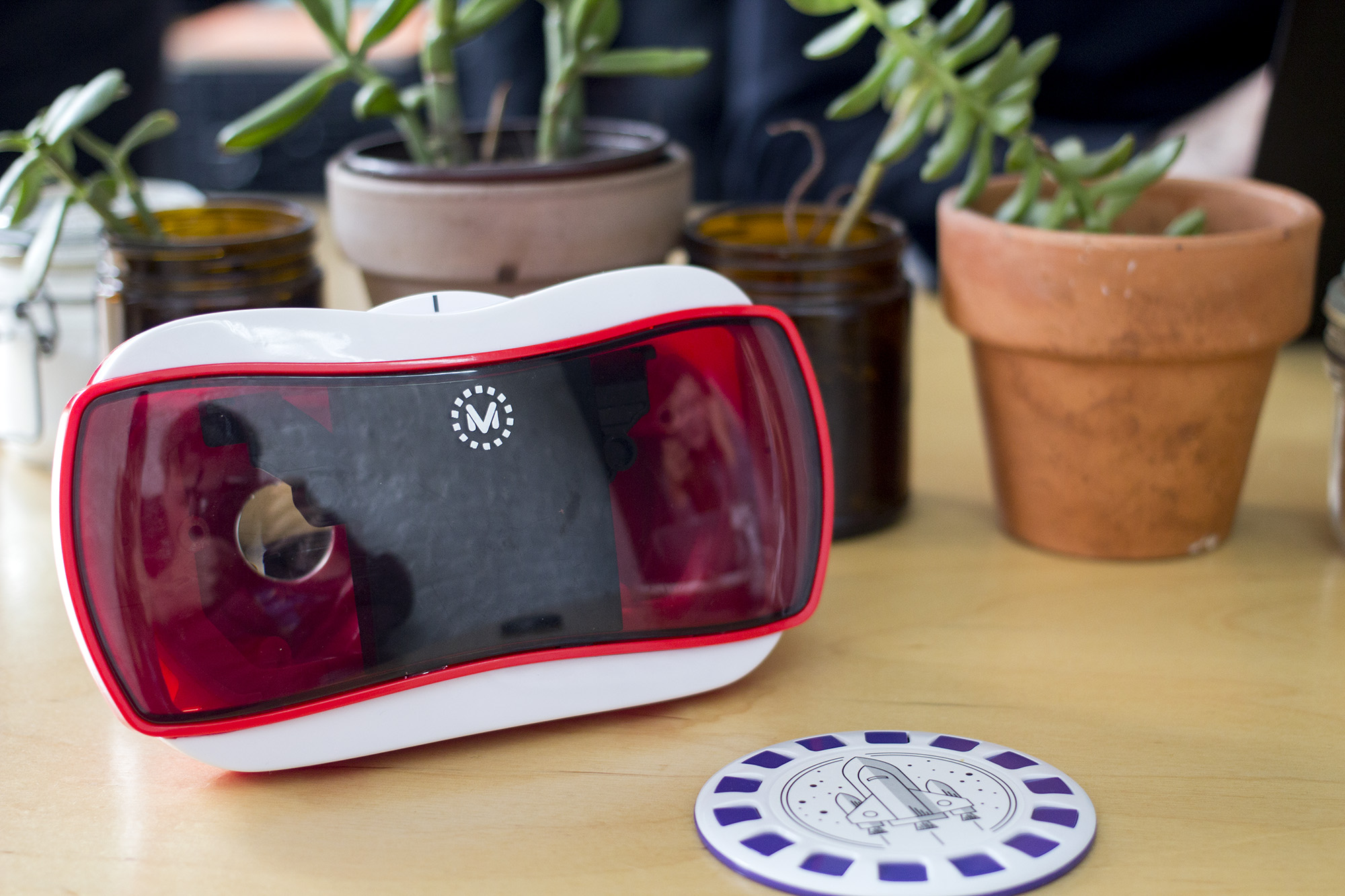 The new View-Master from Mattel.