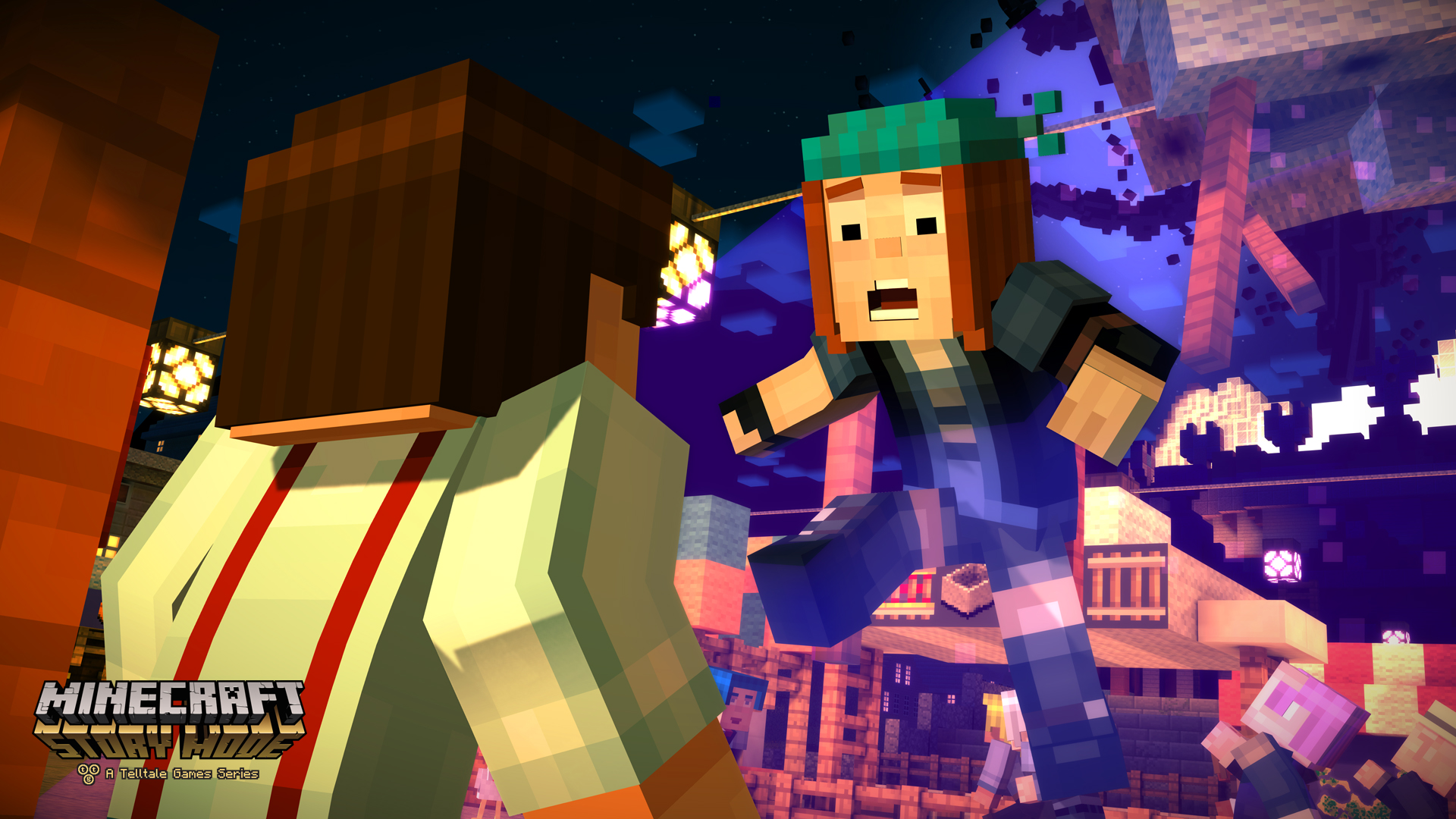 Minecraft Story Mode Series 2 Episode 2 arrives this month