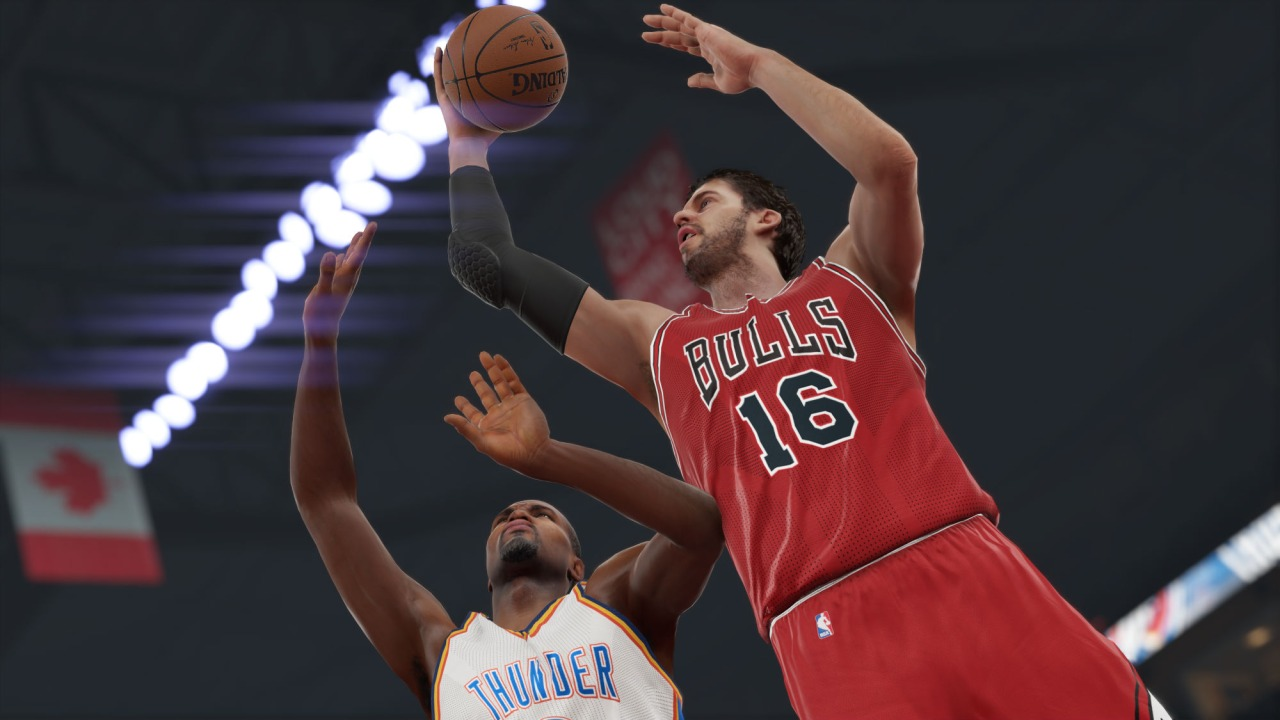 NBA 2K16 is getting an esports event.