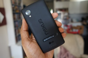 The Nexus 5, which came out in 2013.
