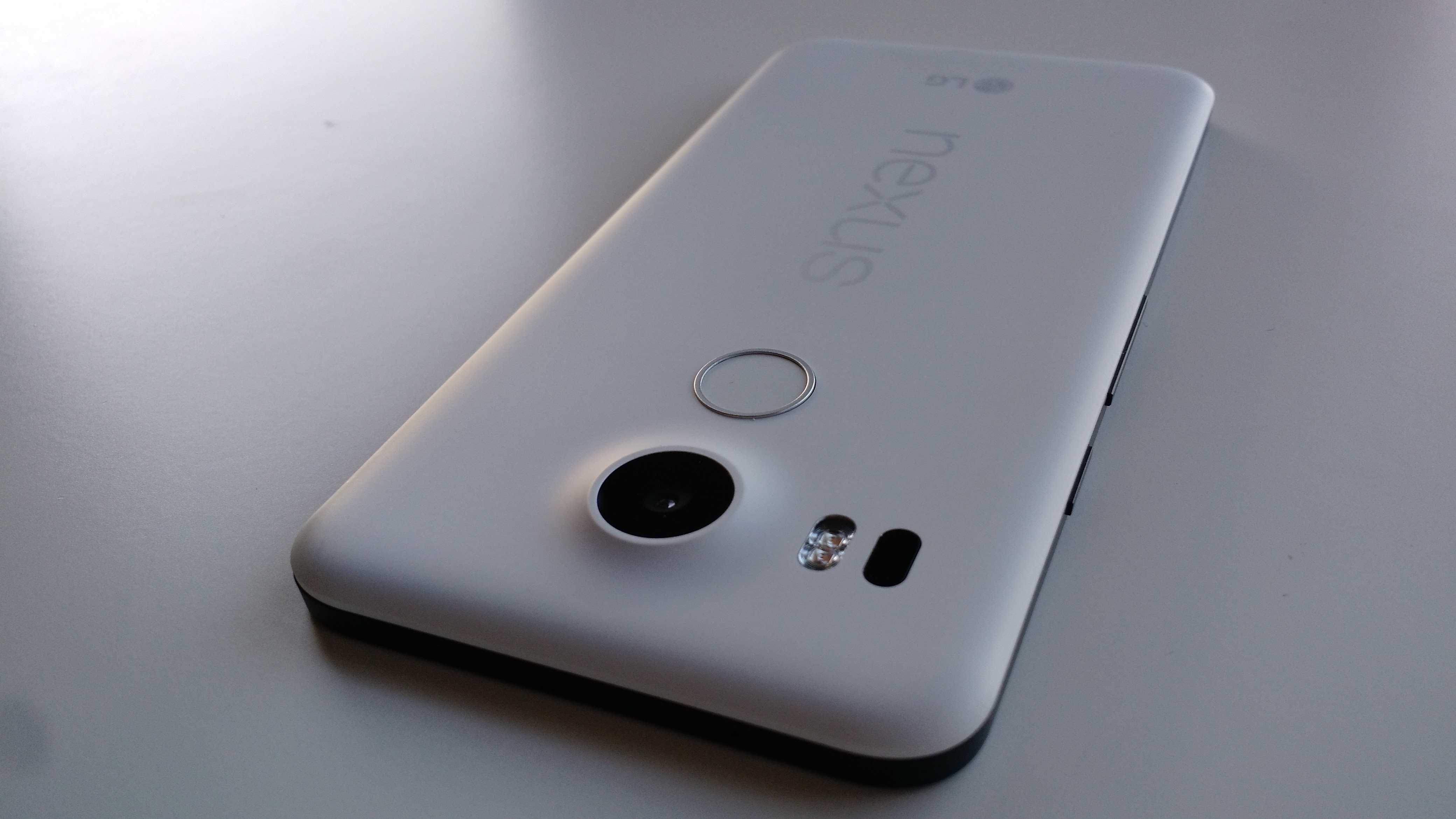 The back of the Nexus 5X.