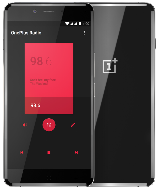 OnePlus X: FM Radio