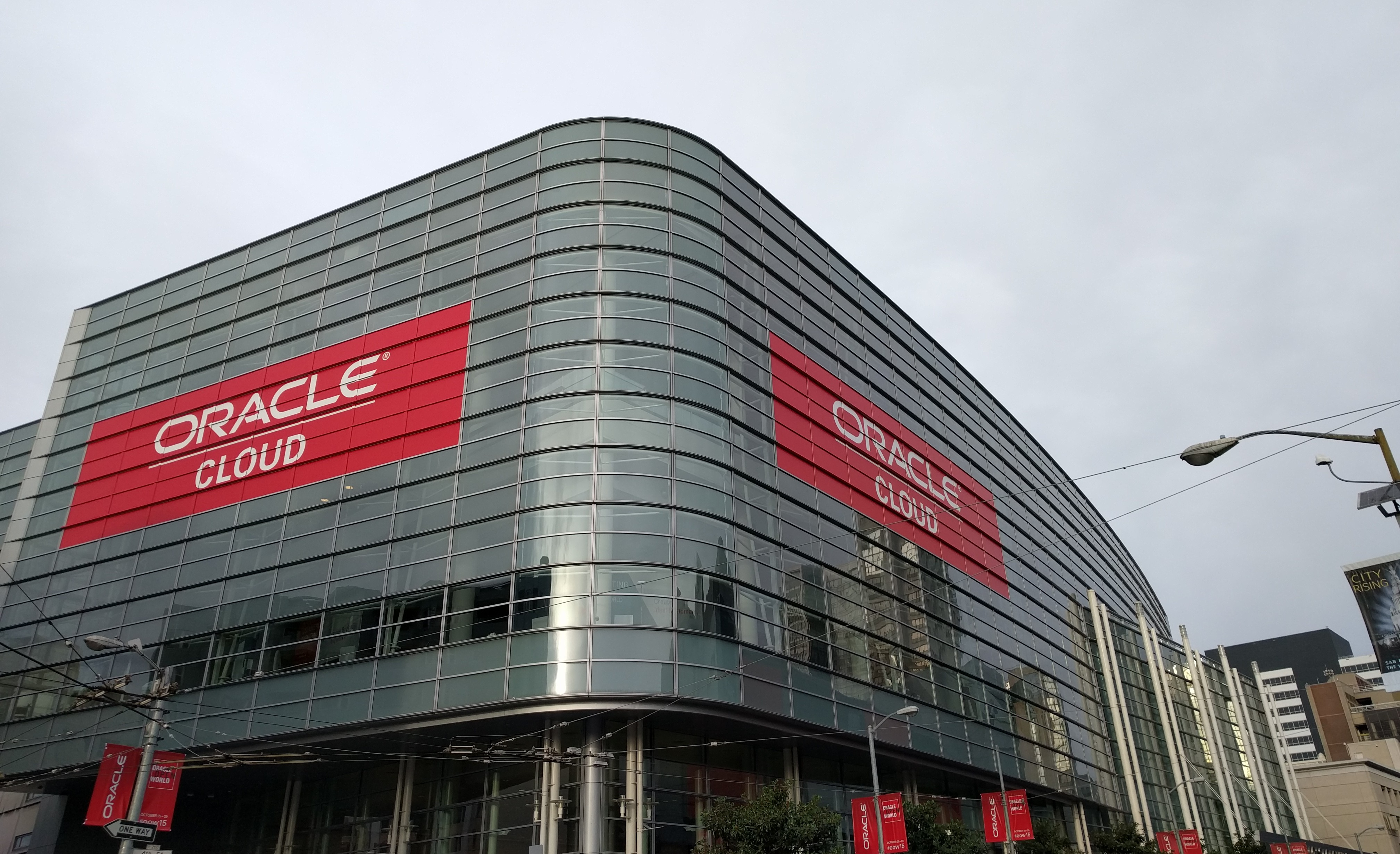 Oracle Is Heading Even Higher Into the Clouds