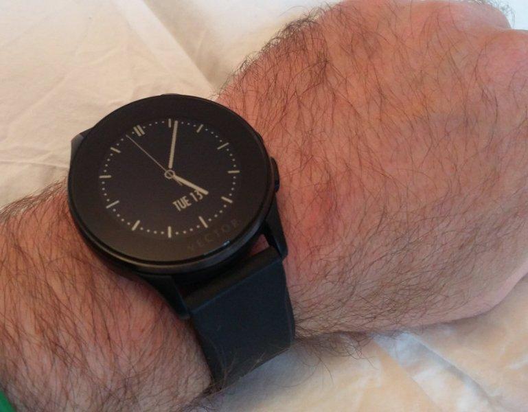 Vector Smartwatch: Luna