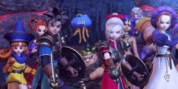 Dragon Quest Heroes gives the legendary series a fresh action perspective