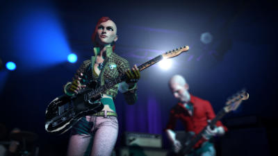 Rock Band 4: Same as it ever was | VentureBeat