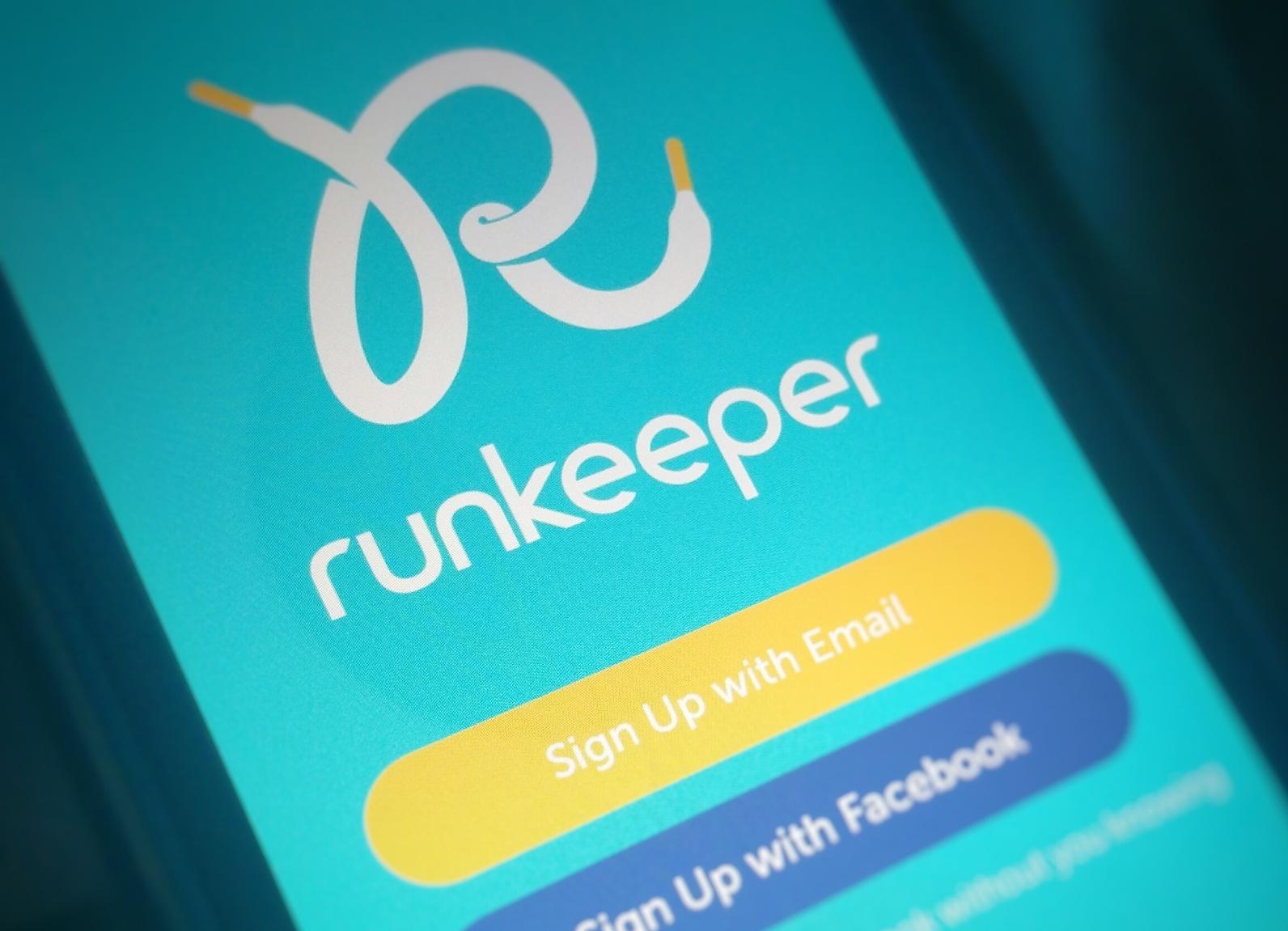 Image result for RunKeeper