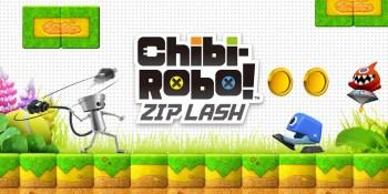 Chibi-Robo Zip Lash is fun in small doses