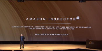 Amazon launches Inspector, a tool that automatically finds security and compliance issues
