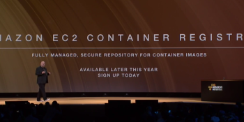 Amazon launches EC2 Container Registry for storing container images