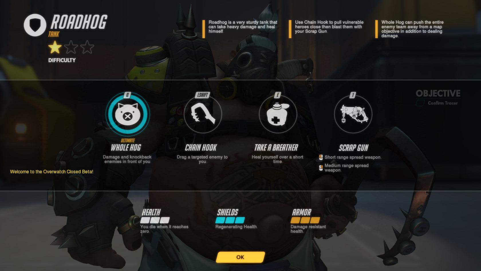 Overwatch beta
