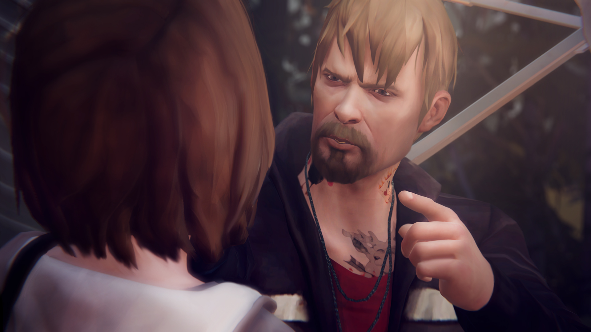 Decisions are important in Life Is Strange.