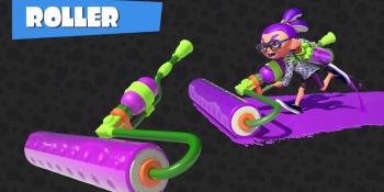 Nintendo is rebalancing Splatoon next week — rollers getting nerfed