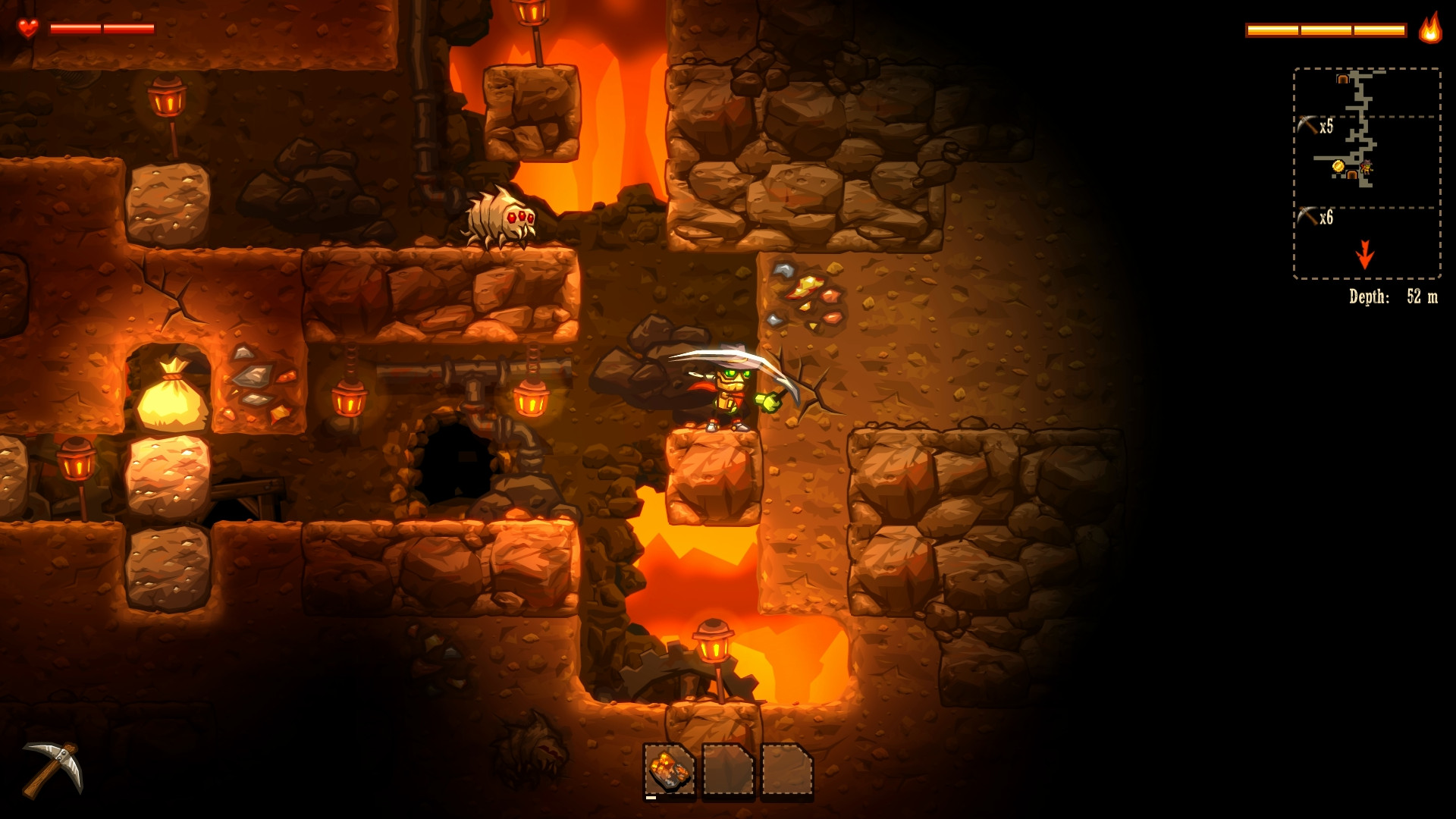 SteamWorld Dig was an unexpected hit for Image & Form.