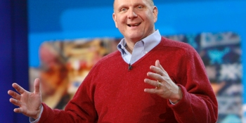 Steve Ballmer: People don't want to work at Amazon, the only real competition for Apple is Microsoft
