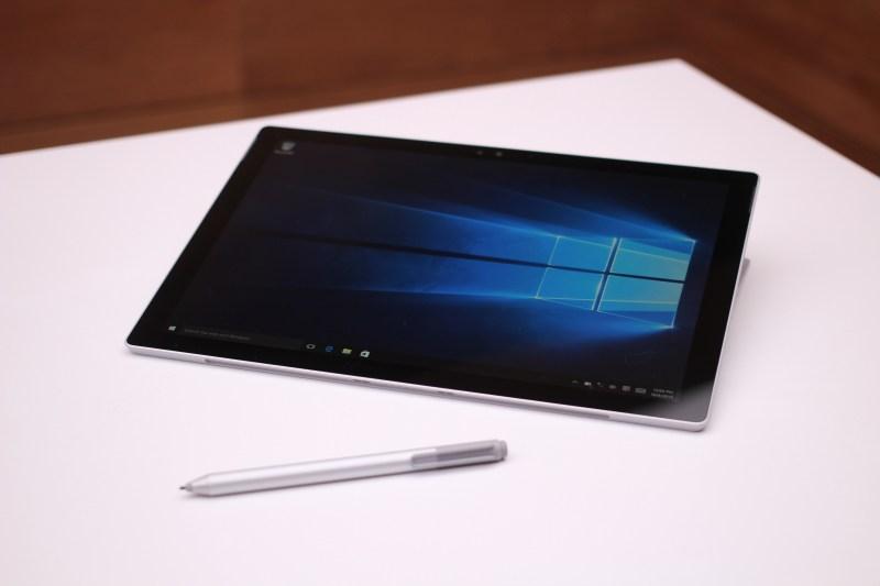 Microsoft Surface pro 4 3