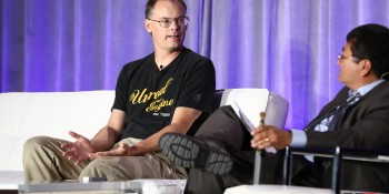 Epic CEO Tim Sweeney expects small games at the dawn of the virtual reality revolution