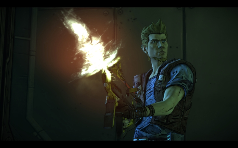 Tales from the Borderlands 5 August