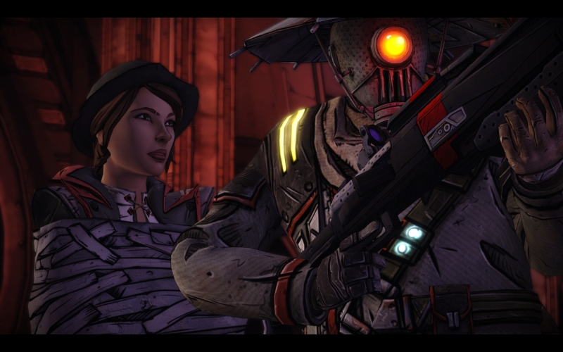 Tales from the Borderlands 5 The Stranger