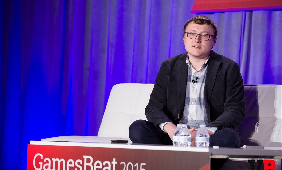 Anatoly Ropotov, CEO of Game Insight, runs a company with nine studios and 700 employees.