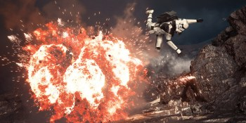 Battlefront beta ends as PC preorder deal flame up (25% off)
