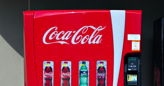 Vending machines are getting smarter with machine learning and facial recognition