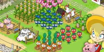 Helsinki's Futureplay Games attacks Hay Day with Farm Away mobile game