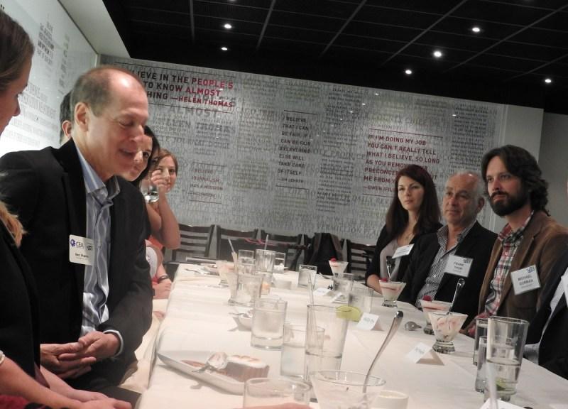 Gary Shapiro, CEO of the Consumer Electronics Association.