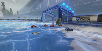 Rocket League keeps the free updates coming to keep its bustling community happy