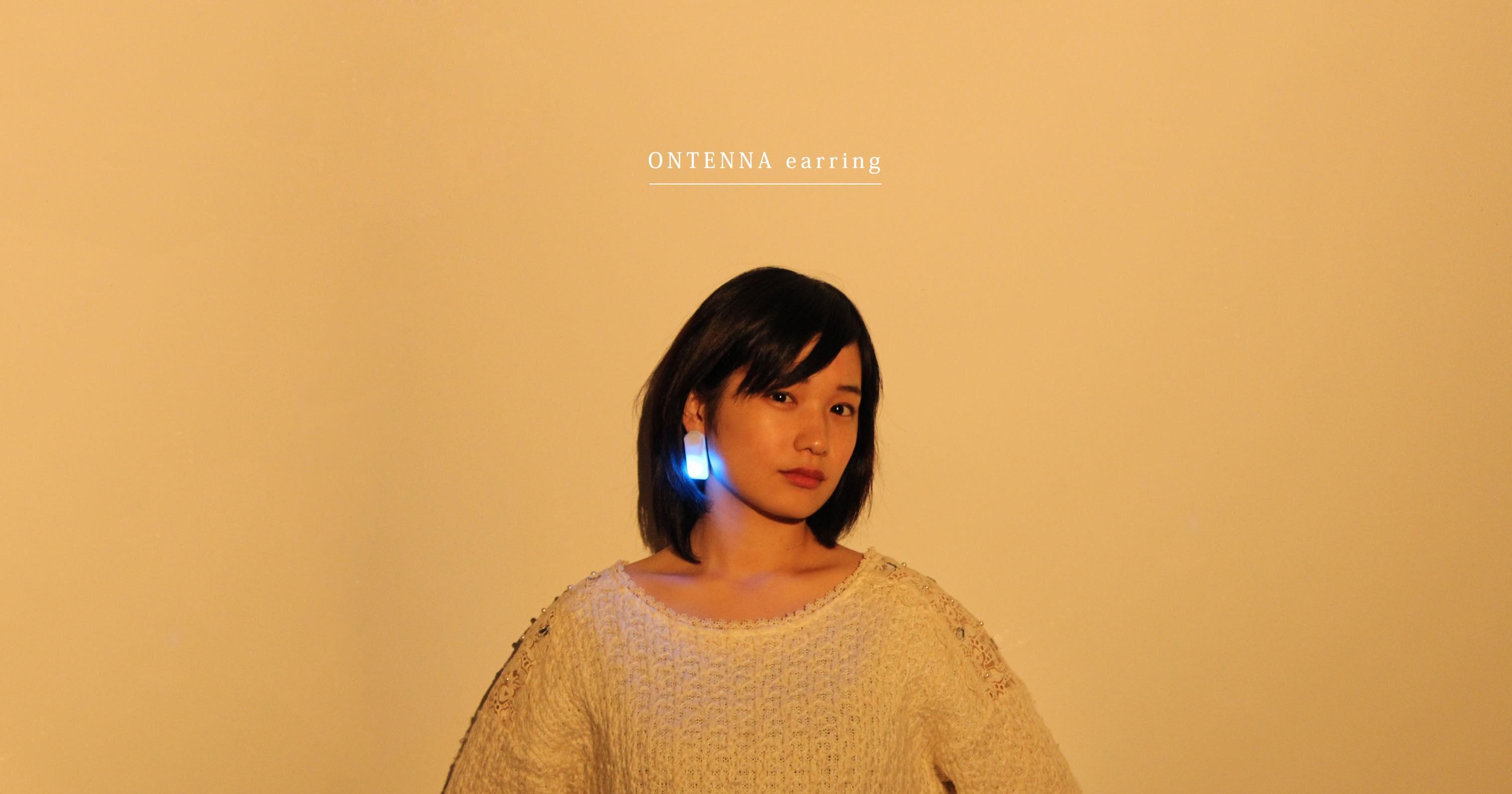japan ontenna earing